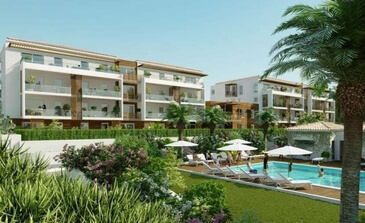 programme immobilier neuf Grand Horizon Cannes
