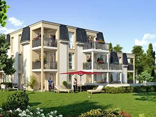 investir programme immobilier pinel Domaine de Courseulles
