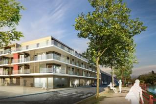 Programme immobilier neuf Cesson Sévigné - COURS VILAINE - Residence Principale - Investir en immobilier neuf Cesson Sévigné