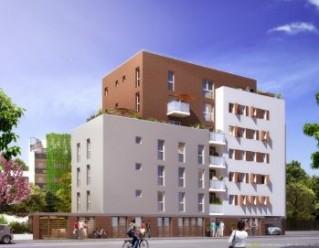 Programme immobilier neuf Lyon - 7 A LYON - Loi Pinel, Residence Principale - Investir en immobilier neuf Lyon