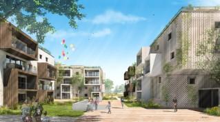 Programme immobilier neuf Pessac - ARUBA (éco-quartier de l'Artigon - Ilot E) - Loi Pinel, Residence Principale