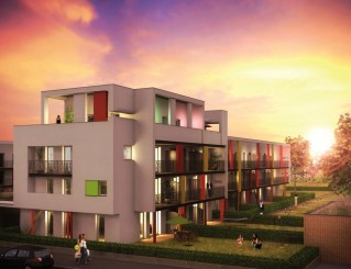 Programme immobilier neuf Dijon - Le Jardin des Capucines - Loi Pinel, Residence Principale