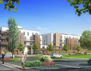 Programme immobilier neuf Fleury Mérogis - Central Parc - Loi Pinel, Residence Principale