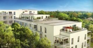 Programme immobilier neuf Nantes - Confidences sur Parc - Loi Pinel, Residence Principale - Investir en immobilier neuf Nantes
