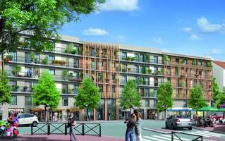 Programme immobilier neuf Sèvres - Cour des Lys - Statut LMP, Statut LMNP, Loi Censi-Bouvard - Investir en immobilier neuf Sèvres