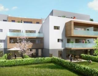 Programme immobilier neuf Mérignac - Domaine du Jeu de Paume - Loi Pinel, Residence Principale