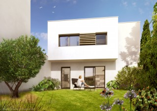 Programme immobilier neuf Perpignan - Le Domaine du Parc - Loi Pinel, Residence Principale