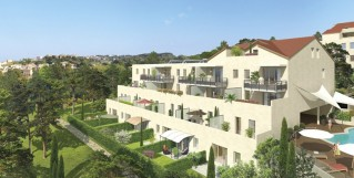 Programme immobilier neuf Martigues - Domaine Gran'Voiles - Loi Pinel, Residence Principale - Investir en immobilier neuf Martigues