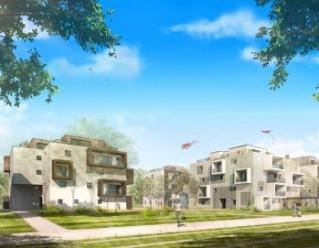 Programme immobilier neuf Pessac - ECO QUARTIER DE L'ARTIGON - AMARANTE ILOT F - Loi Pinel, Residence Principale