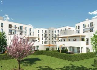 Programme immobilier neuf Fleury Mérogis - Central Parc - Tranche 2 - Loi Pinel, Residence Principale