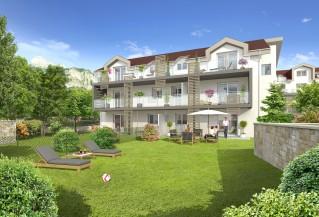 Programme immobilier neuf Adrets - De Ciel et d Opale - Loi Pinel, Residence Principale