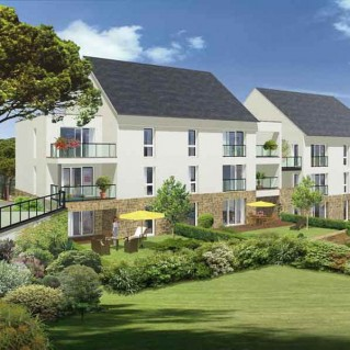 Programme immobilier neuf Arzon - Coeur Marine - Loi Pinel, Residence Principale - Investir en immobilier neuf Arzon