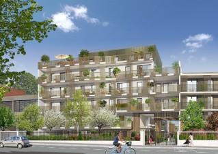 Programme immobilier neuf Vitry sur Seine - Galerie 82 - Loi Pinel, Residence Principale - Investir en immobilier neuf Vitry sur Seine