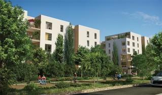 Programme immobilier neuf Vaulx en Velin - Green Attitude - Loi Pinel, Residence Principale