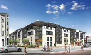 Programme immobilier neuf Arcachon - Songe d'une Ville d'Eté - Loi Pinel, Residence Principale - Investir en immobilier neuf Arcachon