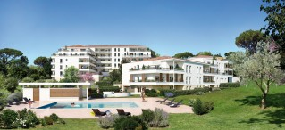 Programme immobilier neuf Marseille - Parc Vermont - Loi Pinel, Residence Principale