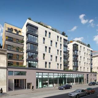 Programme immobilier neuf Lyon - Amethyste - Loi Pinel, Residence Principale - Investir en immobilier neuf Lyon