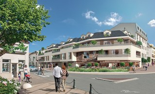 Programme immobilier neuf Bures sur Yvette - Grand Coeur - Loi Pinel, Residence Principale - Investir en immobilier neuf Bures sur Yvette