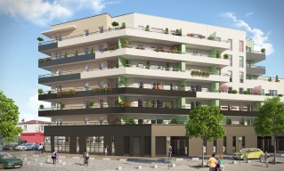 Programme immobilier neuf Gennevilliers - Le Carré Gabriel - Loi Pinel, Residence Principale