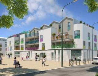 Programme immobilier neuf Argenteuil - La Fabrique - Loi Pinel, Residence Principale