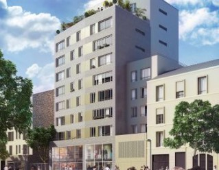 Programme immobilier neuf Ivry sur Seine - Le 96 - Loi Pinel, Residence Principale
