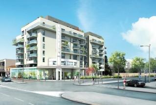 Programme immobilier neuf Lyon 07 - Le Charleston - Loi Pinel, Residence Principale - Investir en immobilier neuf Lyon 07
