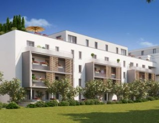 Programme immobilier neuf Toulouse - Le Domaine des Cantatrices - Loi Pinel, Residence Principale - Investir en immobilier neuf Toulouse
