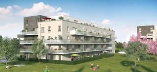 Programme immobilier neuf Haubourdin - Le Domaine des Mûriers - Loi Pinel, Residence Principale