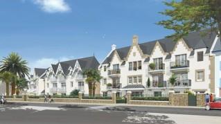 Programme immobilier neuf Bénodet - Le Domaine du Phare - Statut LMP, Statut LMNP, Loi Censi-Bouvard