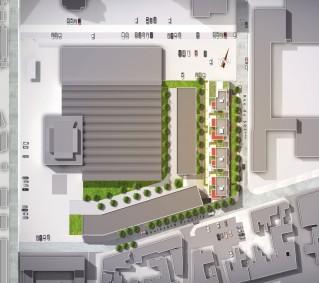Programme immobilier neuf Tours - Le Jardin des Arts - Loi Pinel, Residence Principale