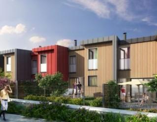 Programme immobilier neuf Cergy - Le Parc des Closbilles maisons - Loi Pinel, Residence Principale