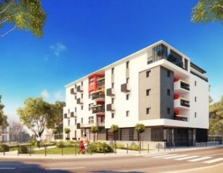 Programme immobilier neuf Toulouse - Le Pré 76 - Loi Pinel, Residence Principale - Investir en immobilier neuf Toulouse