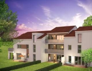 Programme immobilier neuf Tomblaine - Les Allées des Quatre Saisons - Residence Principale
