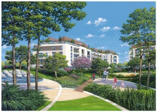 Programme immobilier neuf Montmorency - Les Amarelles - Loi Pinel, Residence Principale - Investir en immobilier neuf Montmorency