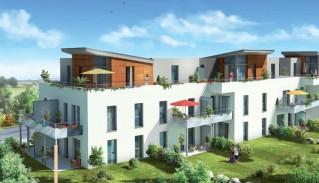 Programme immobilier neuf Truchtersheim - Les Demeures du Parc - Residence Principale