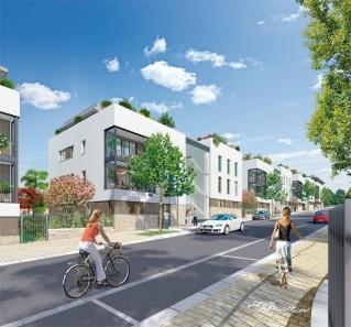 Programme immobilier neuf Rocquencourt - Les Jardins de Chevreloup - Loi Pinel, Residence Principale