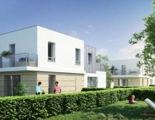 Programme immobilier neuf Villennes sur Seine - LES JARDINS DE VILLENES SUR SEINE - Loi Pinel, Residence Principale