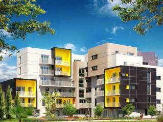 Programme immobilier neuf Toulouse - LES ORS DE RANGUEIL - Loi Pinel, Residence Principale
