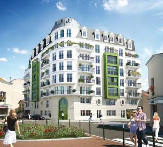 Programme immobilier neuf Puteaux - Les Pastourelles - Loi Pinel, Residence Principale