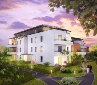 Programme immobilier neuf Sélestat - Les Symphonies - 2ème tranche - Loi Pinel, Residence Principale