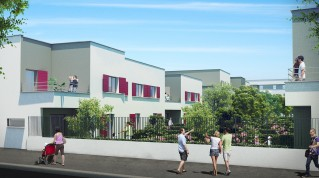 Programme immobilier neuf Fleury Mérogis - Nature et Sens - Loi Pinel, Residence Principale
