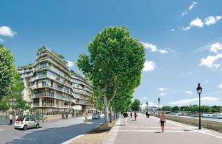 Programme immobilier neuf Paris 04 - Nouvelle Vague - Loi Pinel, Residence Principale