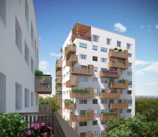 Programme immobilier neuf Champs sur Marne - PANORAMA - Loi Pinel, Residence Principale