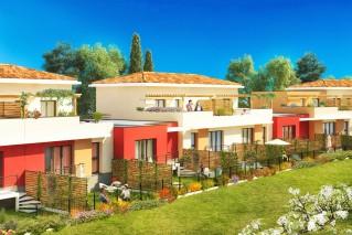 Programme immobilier neuf Bompas - Les Villas de la Grange - Residence Principale