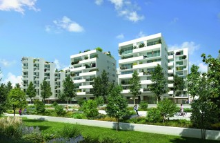 Programme immobilier neuf Toulouse - Perspective Sud - Loi Pinel, Residence Principale