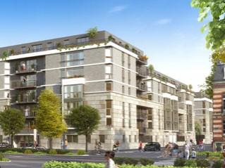 Programme immobilier neuf Reims - L'horizon - Loi Pinel, Residence Principale - Investir en immobilier neuf Reims