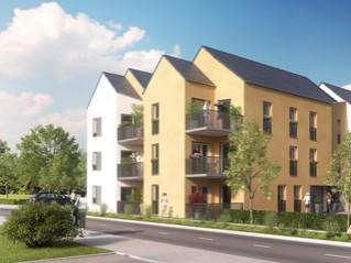 Programme immobilier neuf Cerelles - Le clos de la choisille - Loi Pinel, Residence Principale