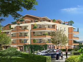 Programme immobilier neuf Gap - Horizon nature 3 - Residence Principale - Investir en immobilier neuf Gap