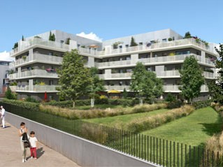 Programme immobilier neuf Bagneux - Grandeur nature - Loi Pinel, Residence Principale