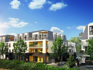 Programme immobilier neuf Raincy - Duo - Loi Pinel, Residence Principale